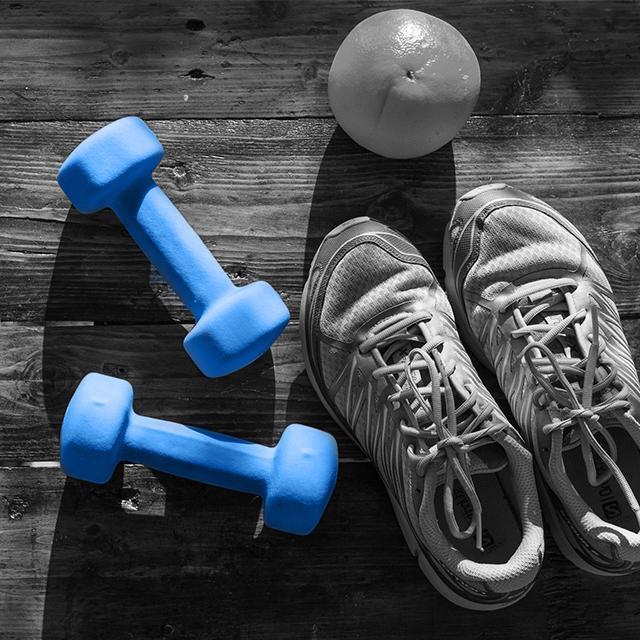 Gesundheit und Gewichtsreduktion