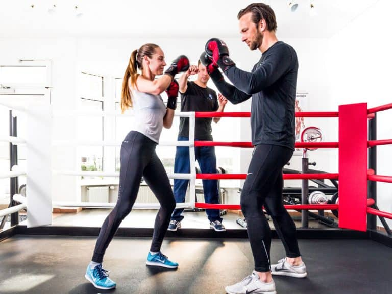 PRIVATE BOXING - Personal Boxtraining Hamburg