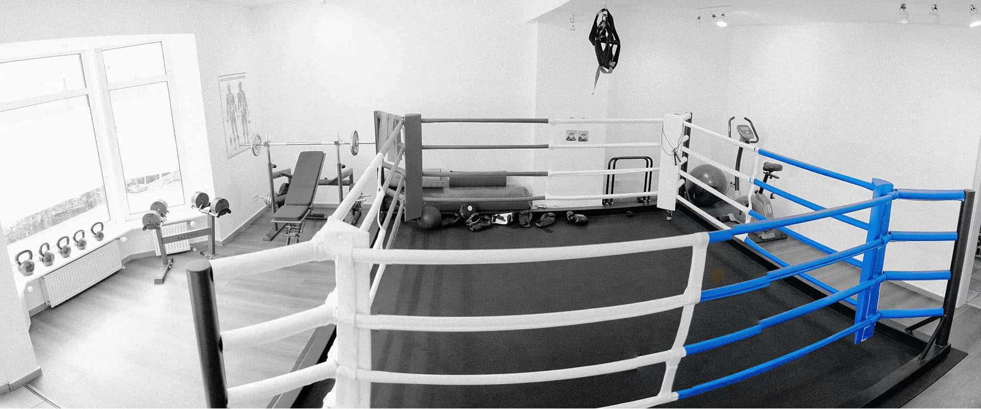 PRIVATE BOXING - Personal Training Studio Hamburg