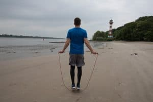 Outdoor Training mit Personal Trainer in Hamburg