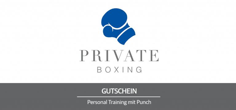 Personal Training - Gutschein 1